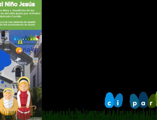 BENDICIÓN NIÑO JESÚS Y SANTA MISA